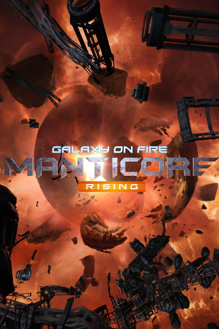 Galaxy on Fire™ - Manticore RISING