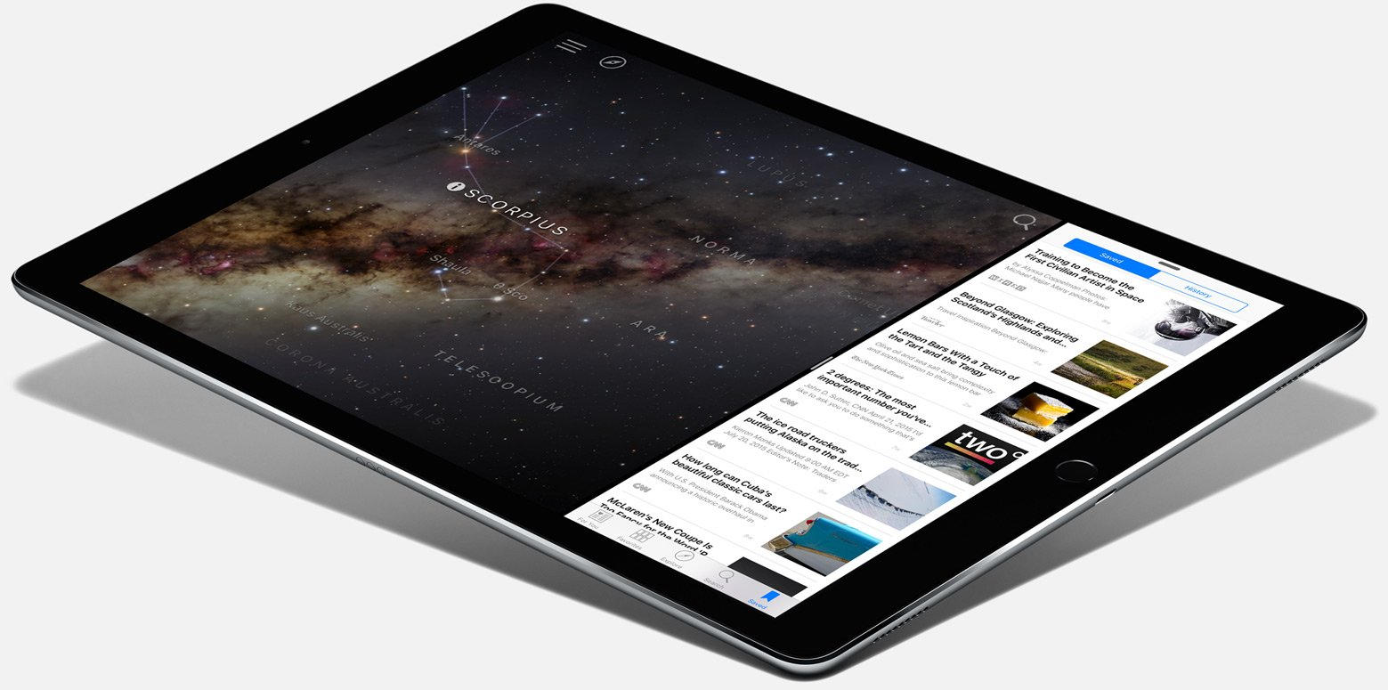 Apple now accepting online orders for iPad Pro