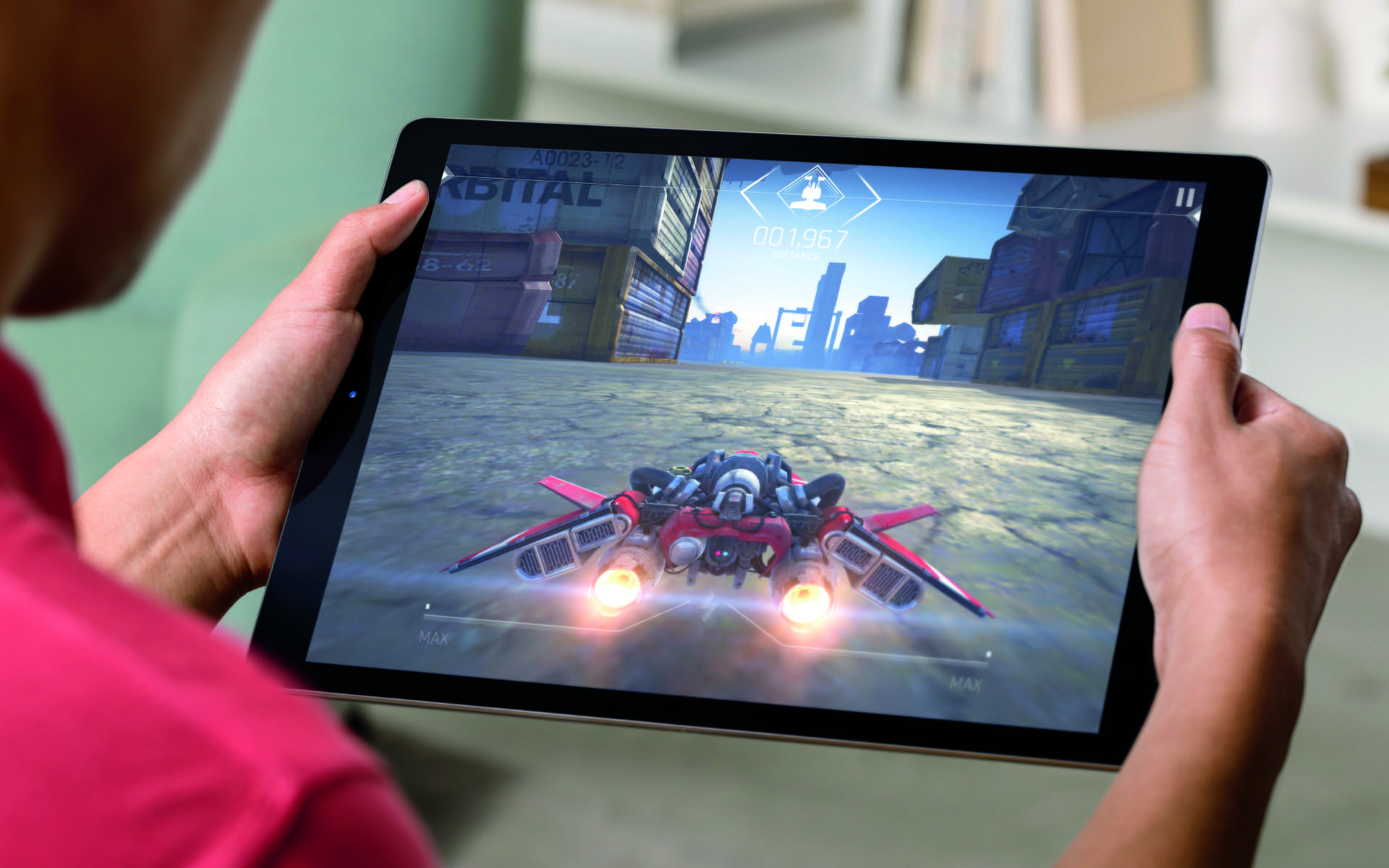The iPad Pro display isn't as good as the iPad mini 4's