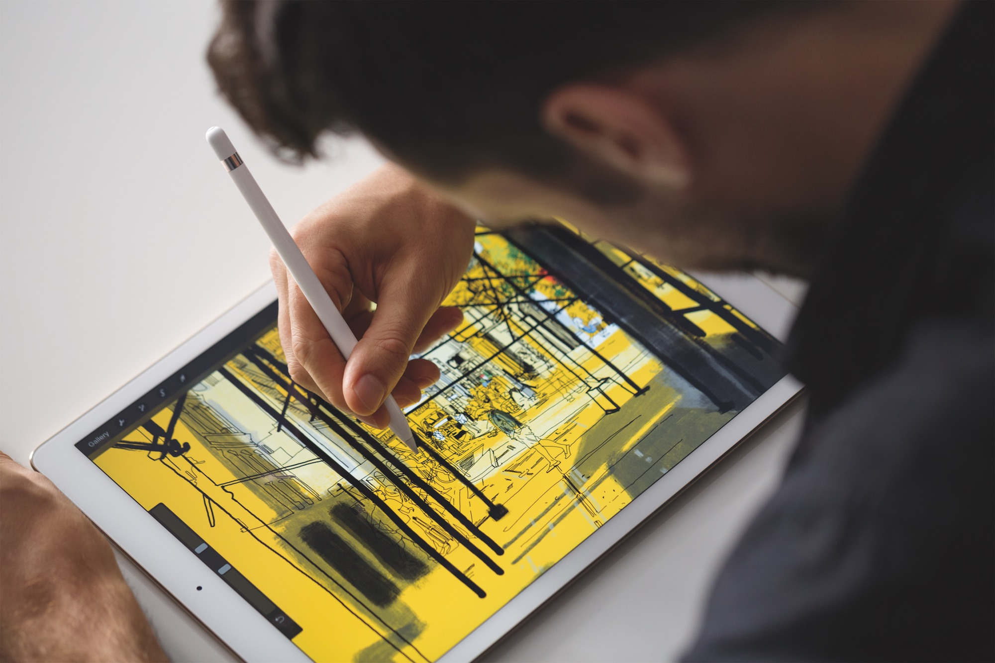 Holiday quarter iPad Pro sales expected to top 2.4 million units