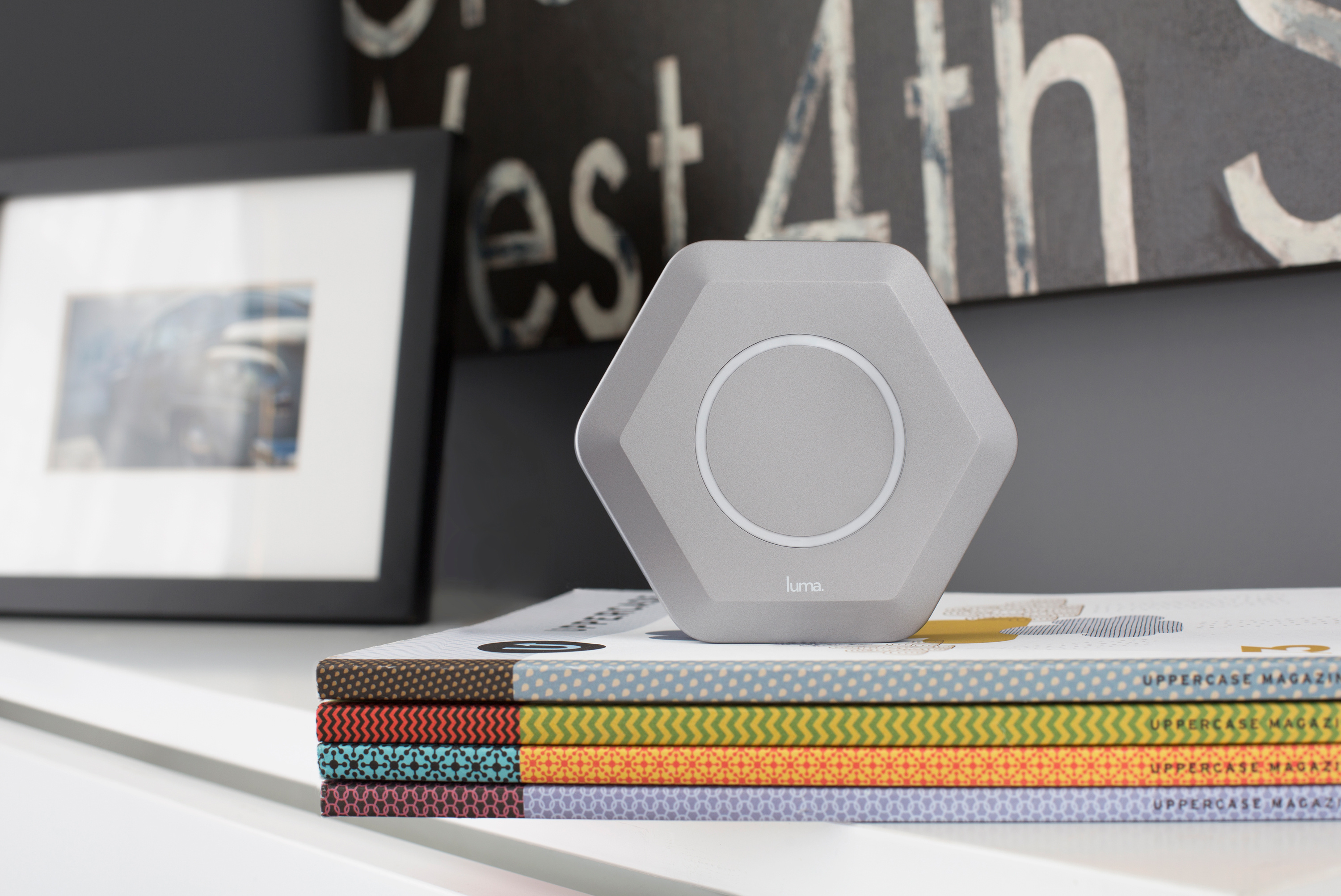 Meet Luma, a new device to better control your home Wi-Fi network
