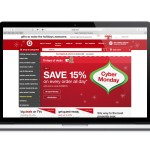 Target's website buckles under the pressure of Cyber Monday