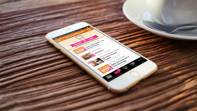 Dunkin' Donuts adds Apple Pay for card loads and reloads