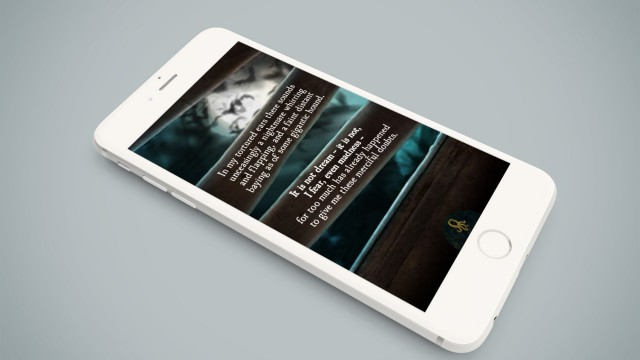 Experience literature in a new, interactive way with iClassics