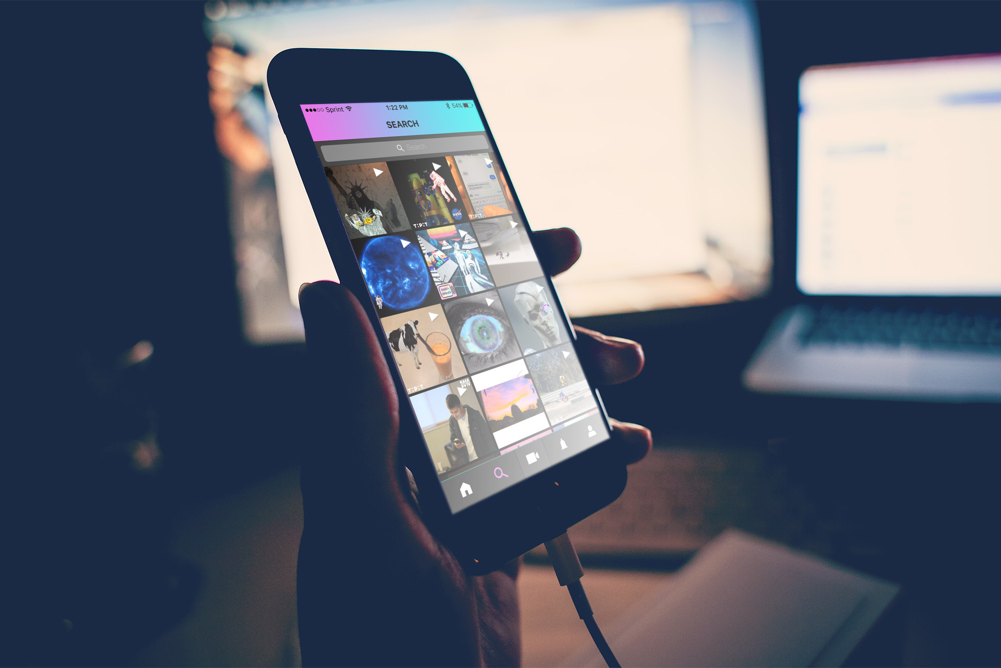 Add something unexpected to your videos with Tipit