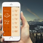 See your weather differently with the elegant Forecast