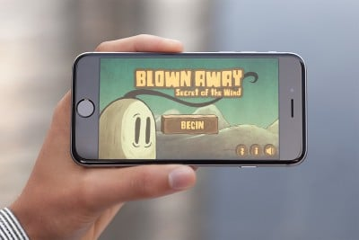 Get your beloved home back in Blown Away: Secret of the Wind