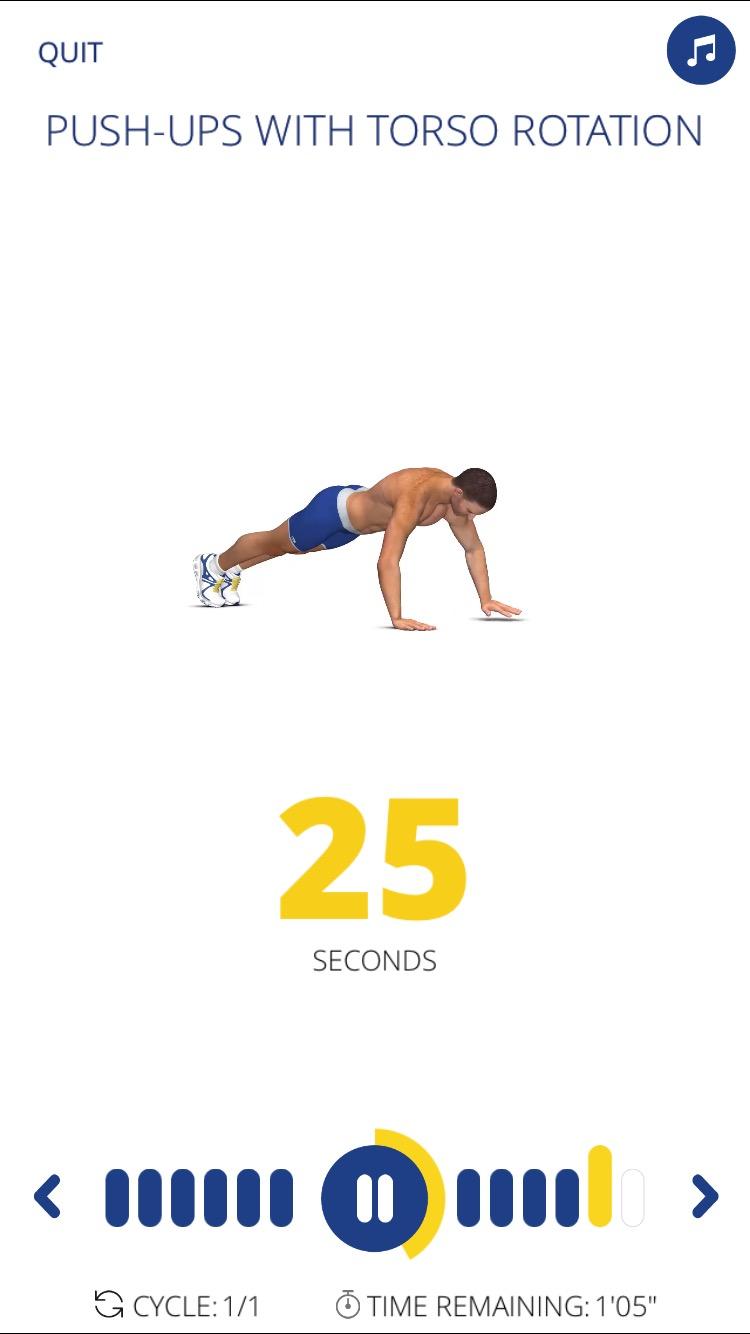 7 Minutes Pro 6