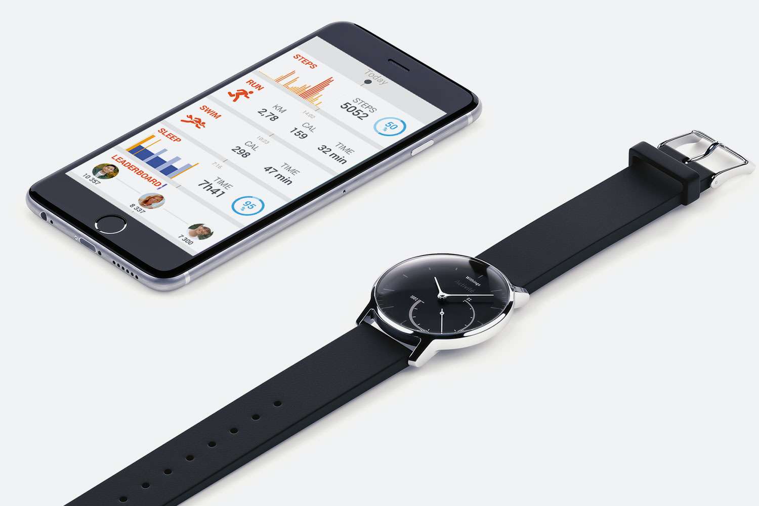 Withings is onto something with its Activité smartwatches