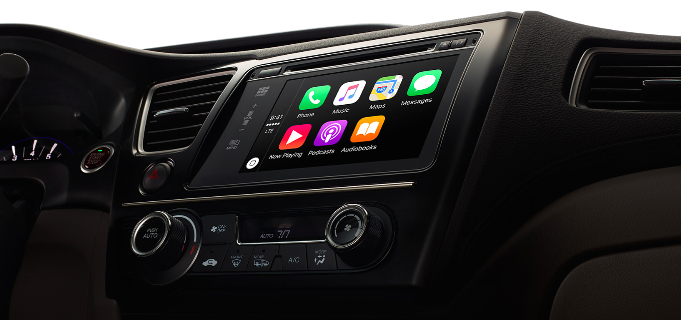 drive while listening to deezer music now with support for apple 39 s carplay. Black Bedroom Furniture Sets. Home Design Ideas