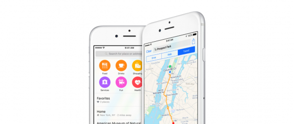 In the right direction: Apple further expands coverage of Maps features
