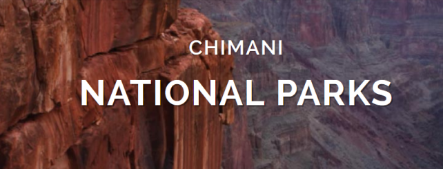 Chimani national park apps now have points, badges and more