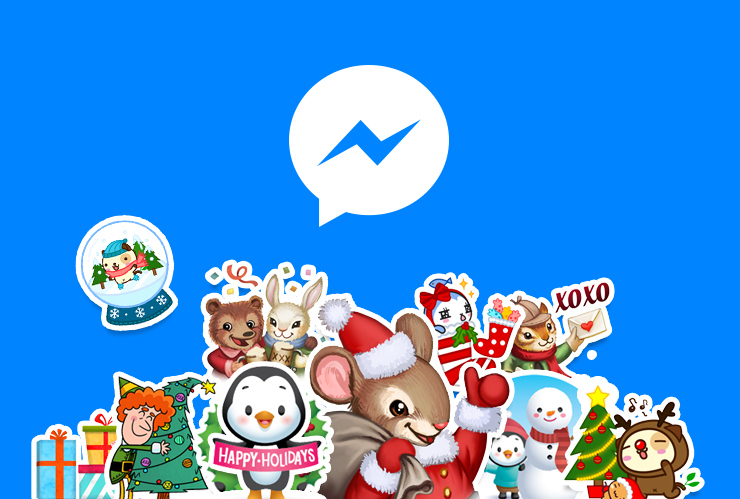 Facebook works some Photo Magic into Messenger