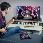 Rock out in style with Activision's Guitar Hero Live controller