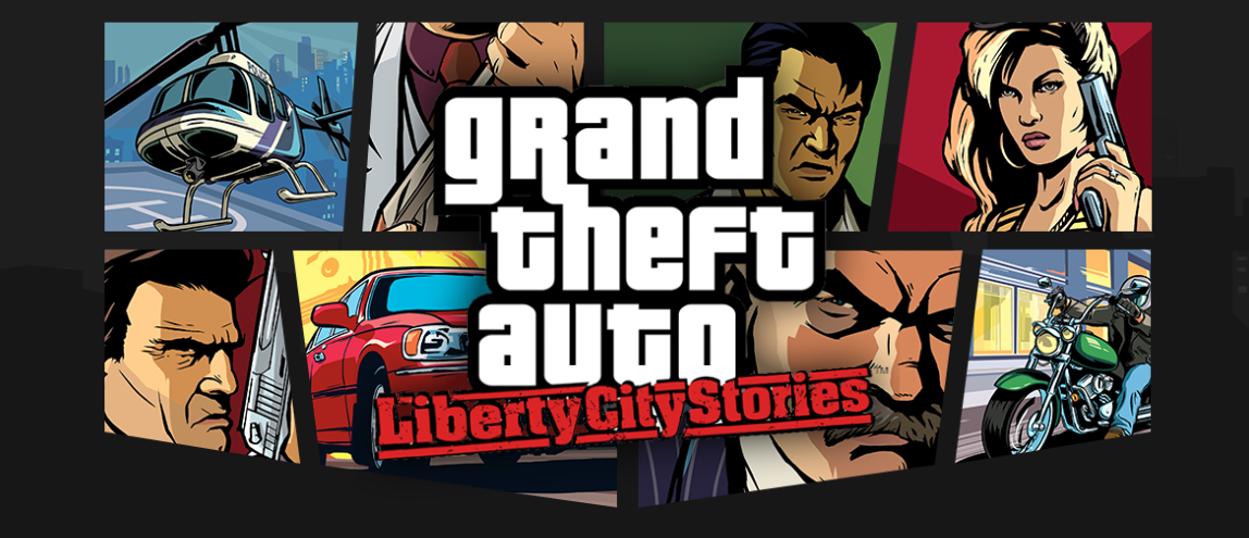 Hit the streets in Grand Theft Auto: Liberty City Stories