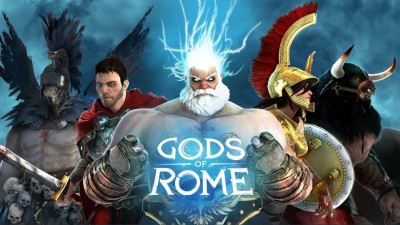 Gameloft unleashes Gods of Rome on iOS