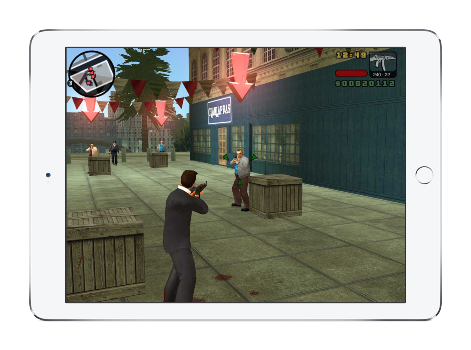 Grand Theft Auto- Liberty City Stories iPad