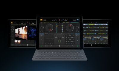 Help your fans get their groove on with djay Pro for iPad