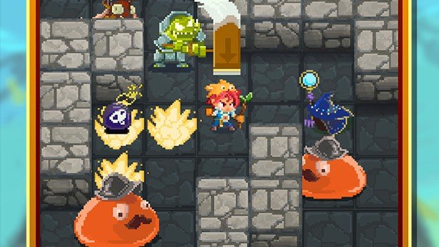 Fight to the beat in I Wanna Be A Hero, a fresh roguelike