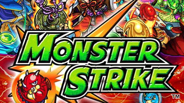 Fling and bump to annihilate enemies in Monster Strike