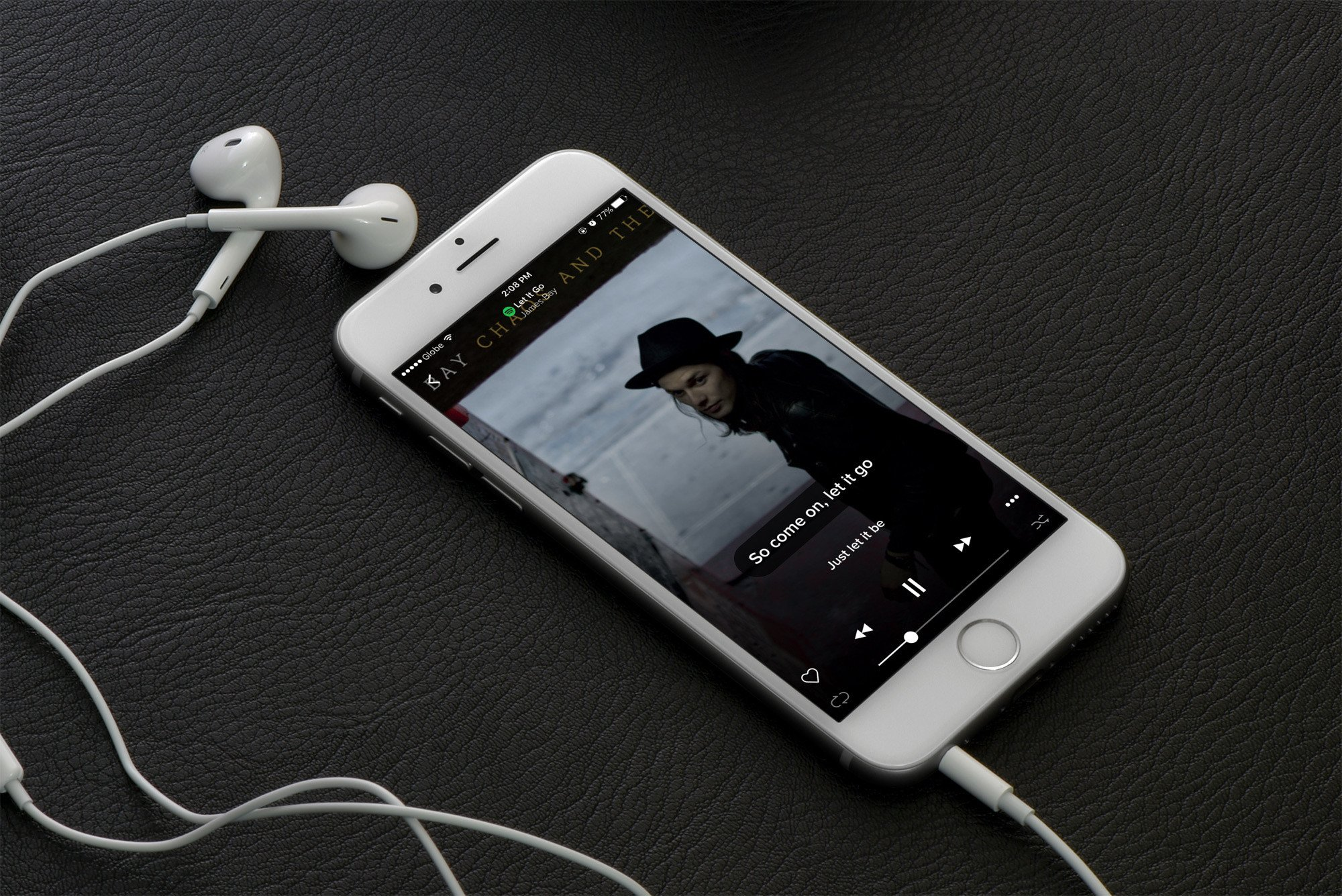 You can now enjoy your Spotify music with lyrics from Musixmatch