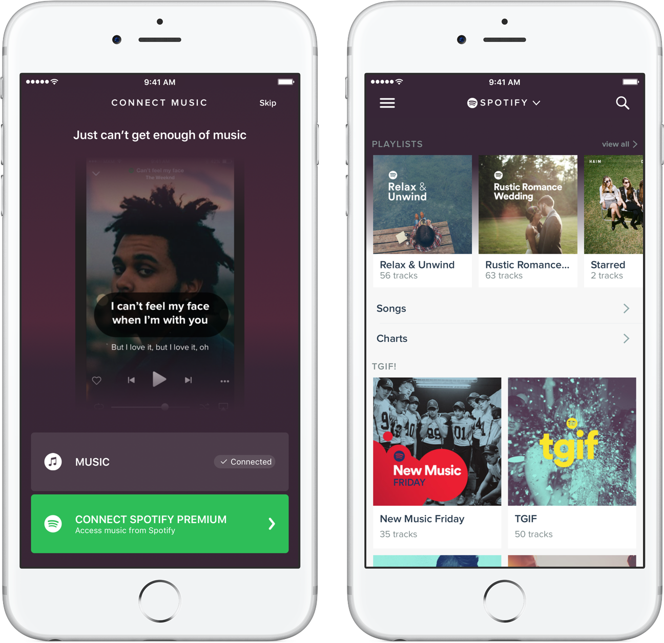 Musixmatch Spotify integration