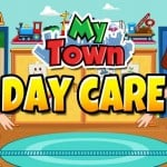 Let your kids can be the babysitters in My Town: Daycare
