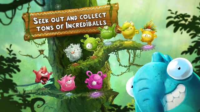 Rayman Adventures Incrediballs
