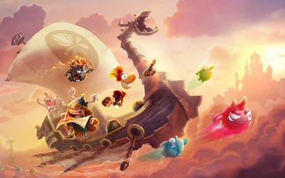 Rayman returns to iOS in new game featuring 'Incrediball' adventures
