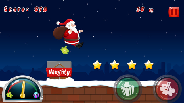Santas Rooftop Run