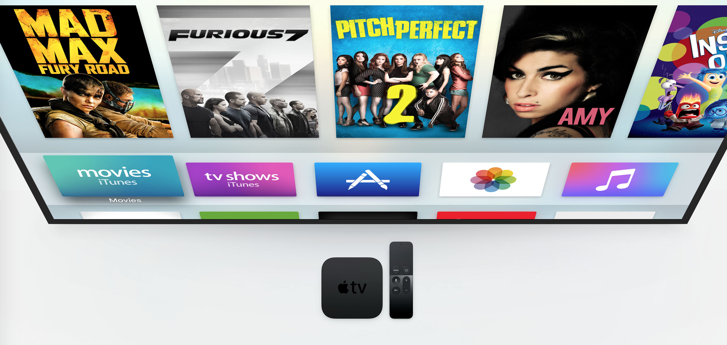 Faster fifth-gen Apple TV to enter production in early 2016