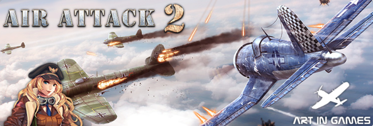 The popular AirAttack spawns a next-gen sequel