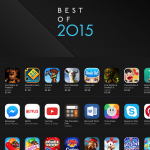 Here they are: Apple's pick of the year's best iOS apps