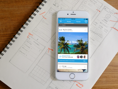 Shoto helps you get all the best photos from your friends