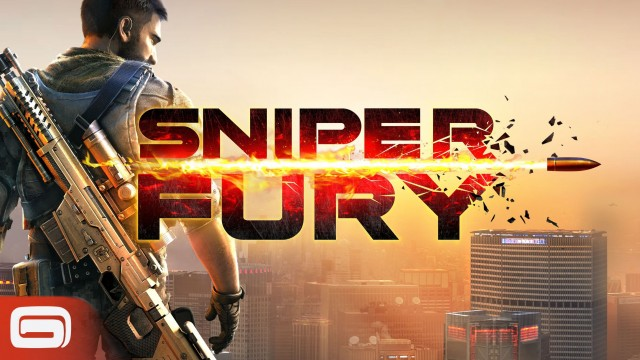 Gameloft releases Sniper Fury shooter, teases Gods of Rome fighter