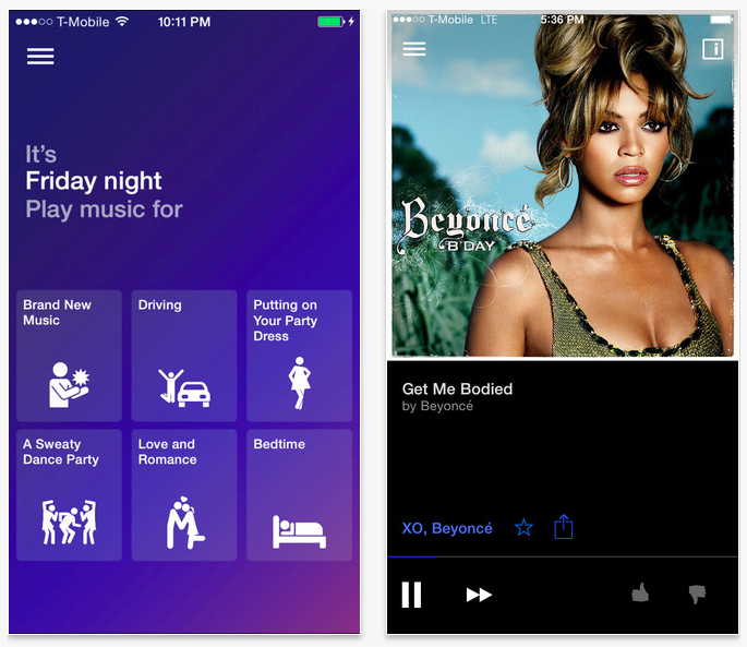 Songza to shut down on Jan  31 in favor of Google Play Music