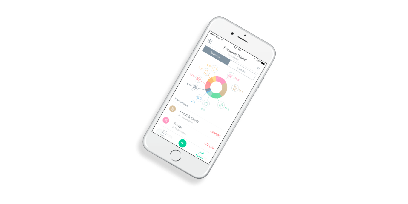 Spendee finance app updated with budgeting and travel wallet features