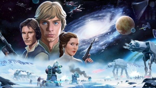 Disney updates Star Wars: Commander with 'The Force Awakens' content