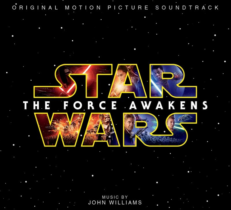 Get the 'Star Wars: The Force Awakens' soundtrack on iTunes