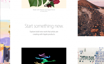 Apple adds two new creative workshops to its repertoire