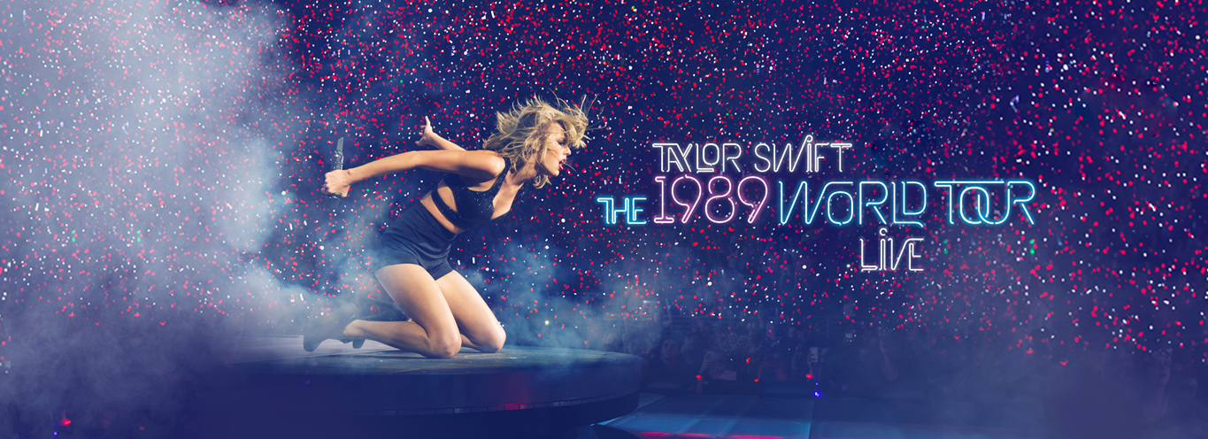 Taylor Swift- The 1989 World Tour Live