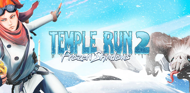 Brrr! Temple Run 2 updated with Frozen Shadows world expansion