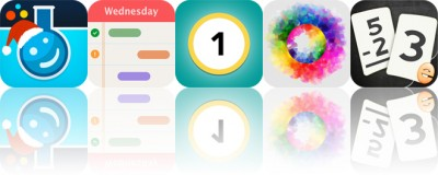 Today's apps gone free: Photo Lab, iAgenda, Count Battle and more