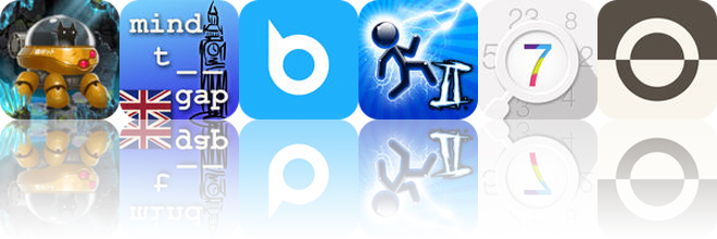 Today's apps gone free: WonderCat Adventures, Mind the Gap, Briefcase and more