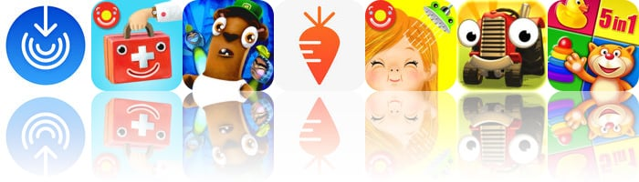 Today's apps gone free: RetainIt, Pepi Doctor, Rollabear and more
