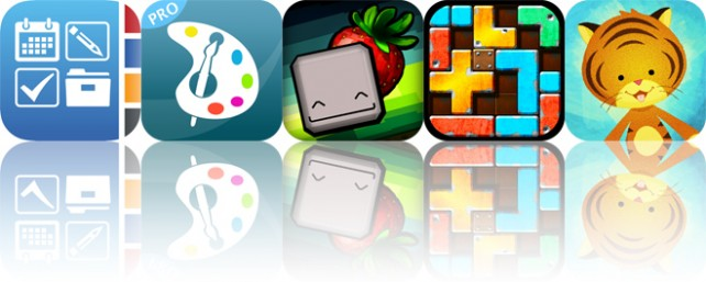Today's apps gone free: InFocus, You Doodle, I Love Strawberries and more