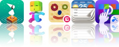 Today's apps gone free: Monument Valley, Stubies, Little Food Truck and more