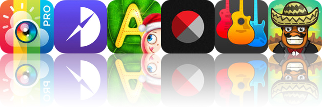 Today's apps gone free: InstaWeather, Sidefari, Yum Yum Letters and more