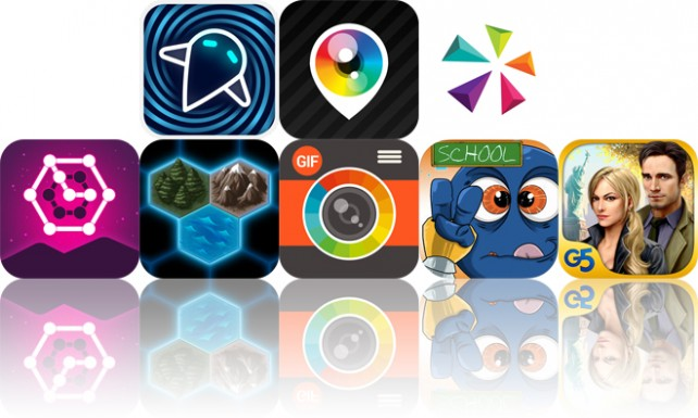 Today's apps gone free: Spirit, InstaPlace, Brainsparker and more