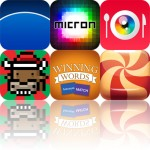Today's apps gone free: Earthlapse, Micron, InstaFood and more